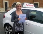 Our Latest Successful Student Is Laura Stockley