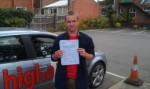 Our Latest Successful Student Is Piotr Bialodzia
