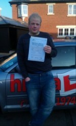 Our Latest Successful Student Is Tom Bond