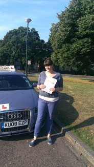 Our Latest Successful Student Is Joanna Dodd